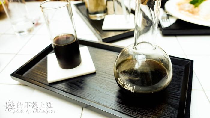 台北│闖入研究室,用燒杯喝咖啡-好氏研究室
