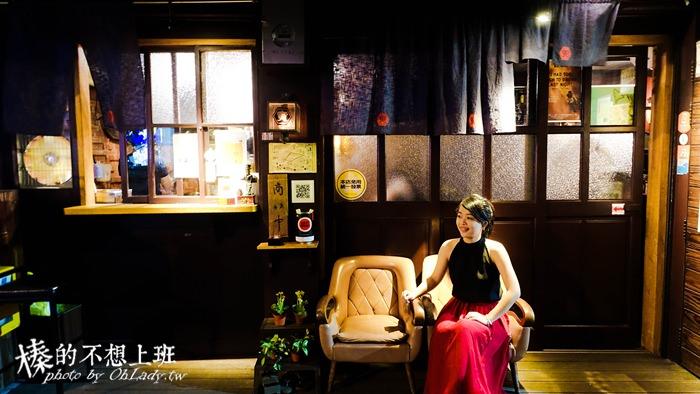 台北│回到日治時期建築,走進寅樂屋吃咖哩飯