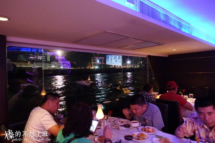 Klook曼谷自由行 湄南河夜景
