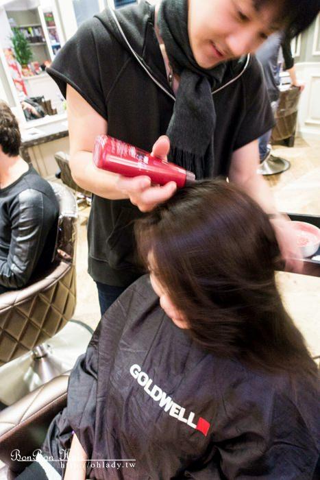 中山站美髮護髮bonbon hair salon