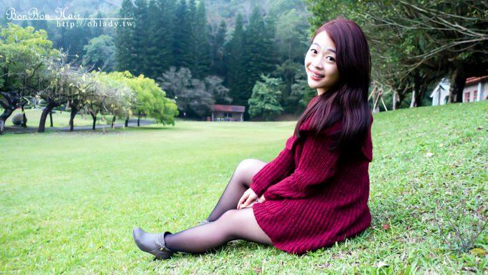 中山站美髮推薦│紅酒巧克力色補色 BonBon Hair超猛結構式護髮  二月消費送蝴蝶手提袋
