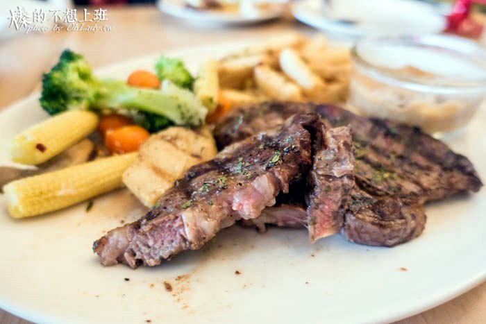 板橋新埔站美食巴克斯美式餐廳聚餐