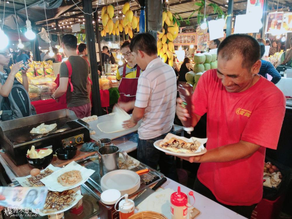 曼谷Central world市集