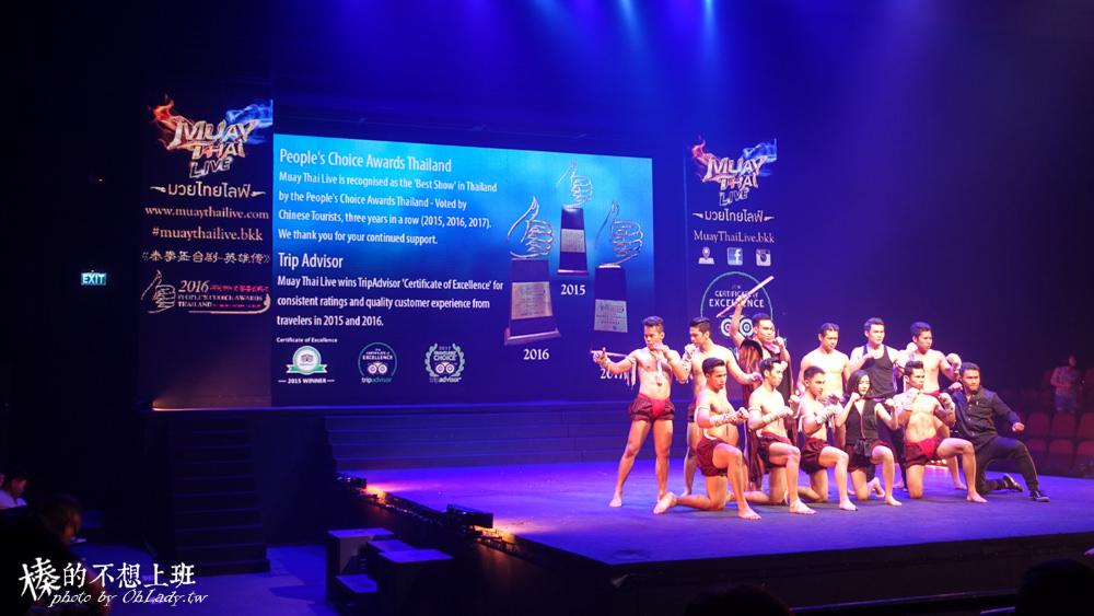 泰國│Muay Thai Live,藏身在Asiatique河濱碼頭夜市的泰拳舞台劇(文末有6折門票折扣)