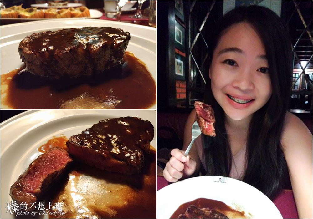 泰國│Neil's Tavern曼谷最好吃的老牌牛排館,50年老店連劉德華都愛