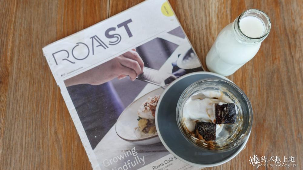 曼谷咖啡廳推薦|高人氣咖啡冰磚Roast,文青建築The Commons (BTS Thong Lo站)