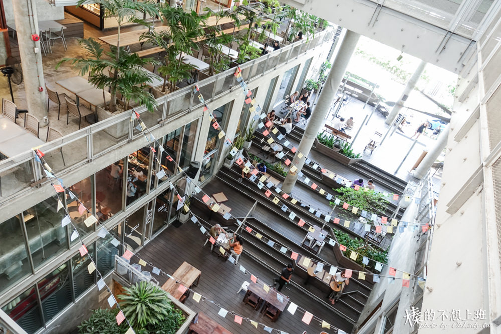 曼谷咖啡廳Roast,the commons 景點