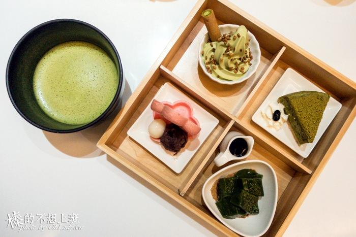 松山車站TSUJIRI辻利茶舗旗艦店