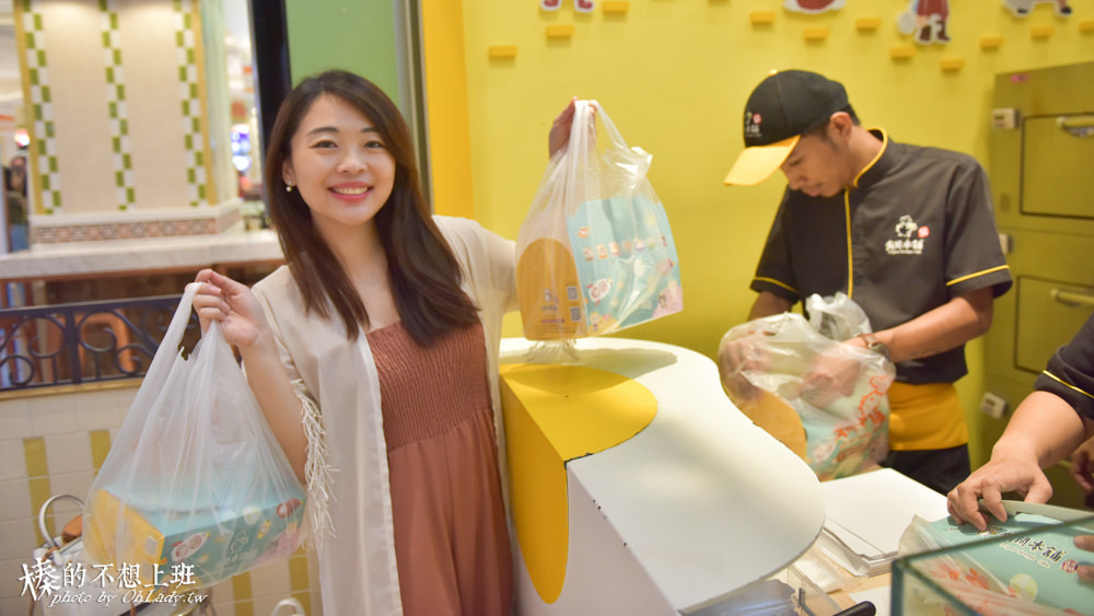 有間本舖,泰國人超愛的台灣古早味蛋糕,芭達雅Terminal 21、The Market Bangkok都買得到