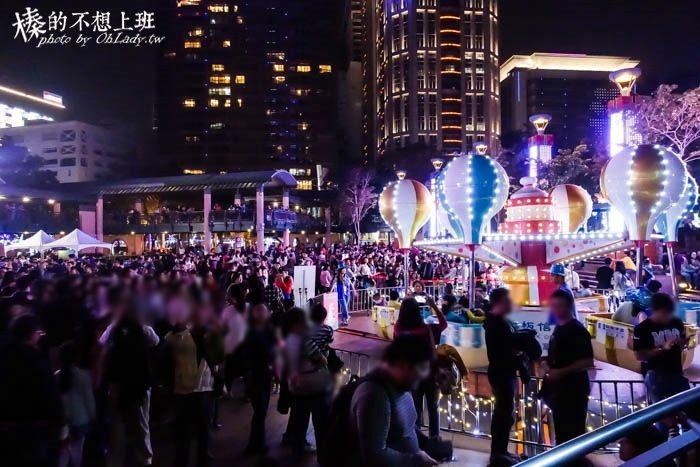 2015新北歡樂耶誕城