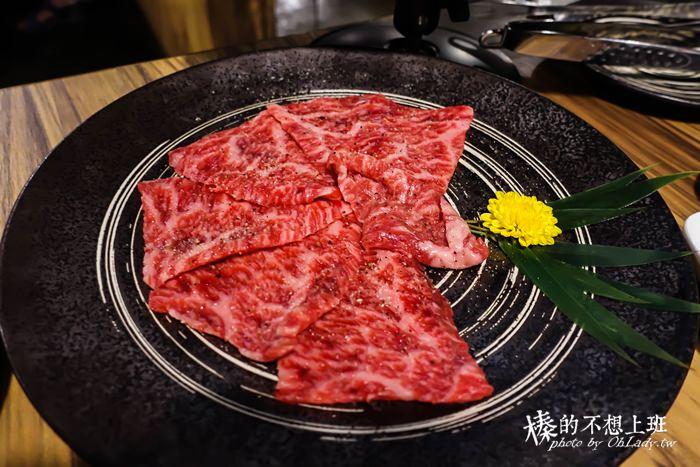東門站頂級約克和牛燒肉