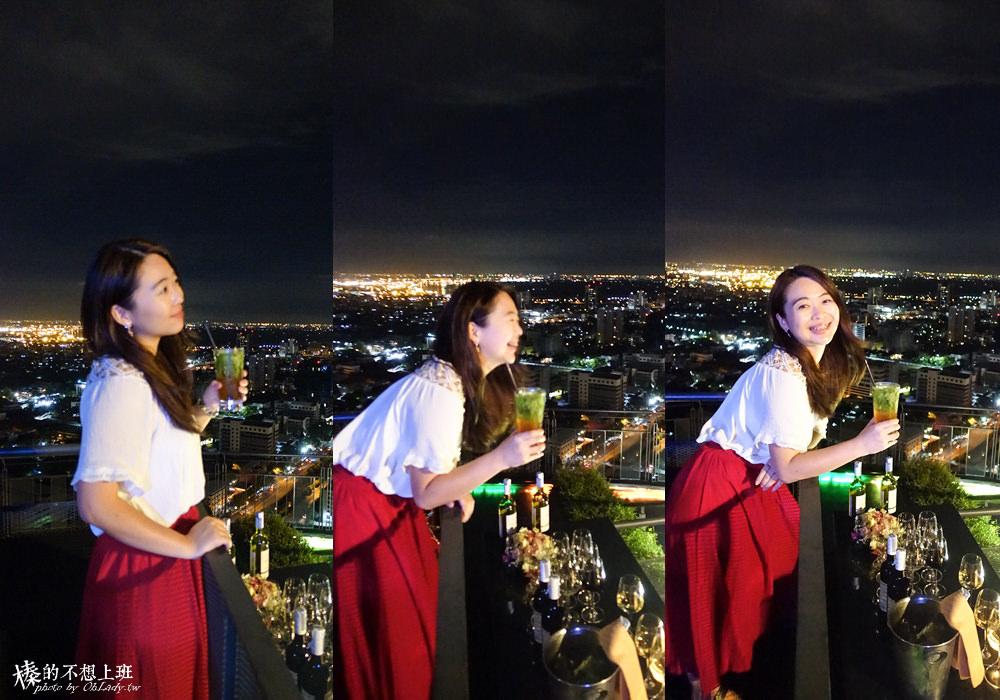 曼谷高空酒吧曼谷自由行